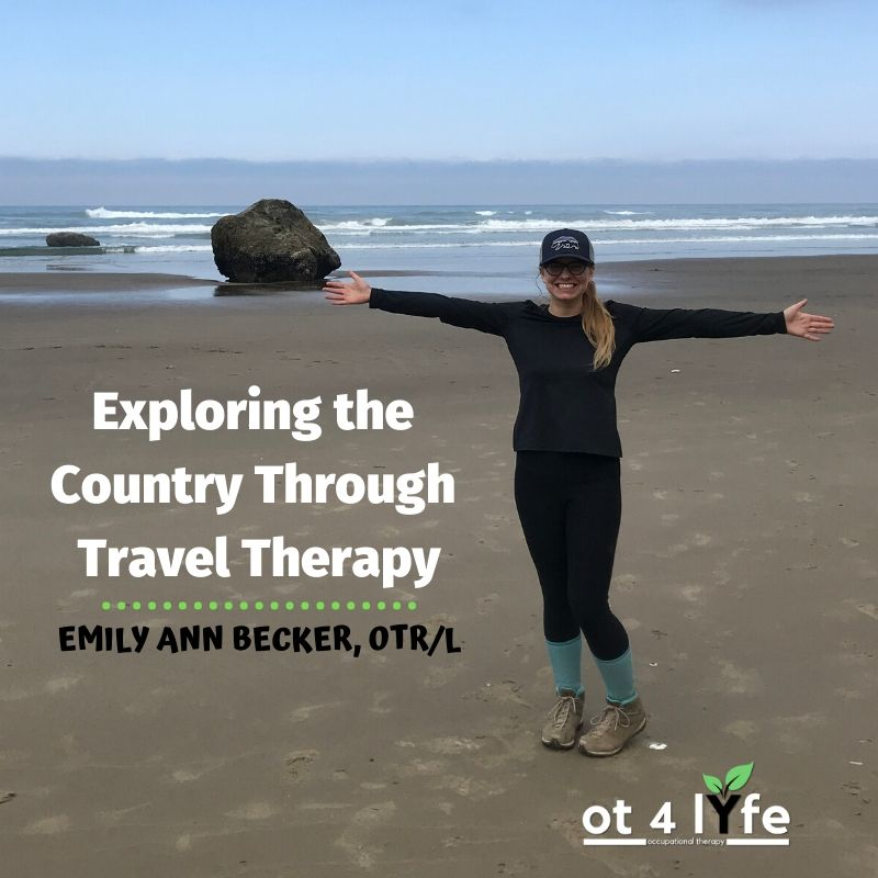 Exploring the Country Through Travel Therapy with Emily Ann Becker