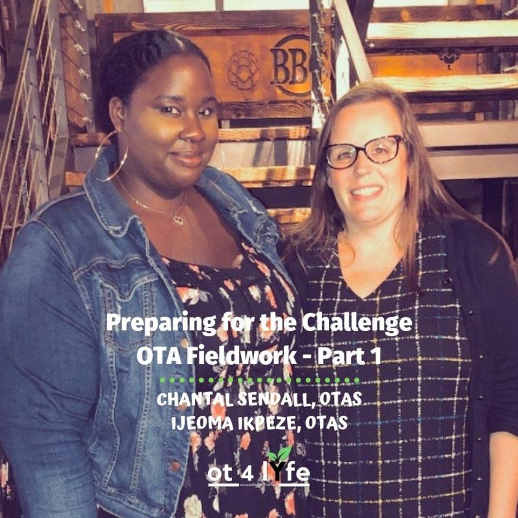 Preparing for the Challenge - OTA Fieldwork: Part 1 of 4