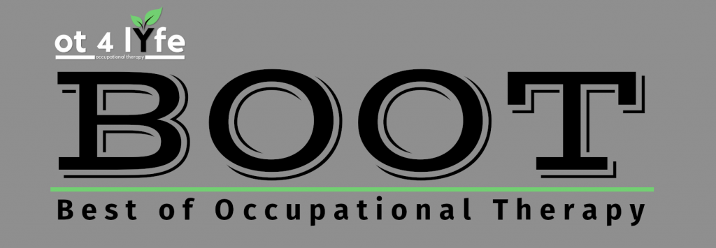 Best of Occupational Therapy (1/20/2020)
